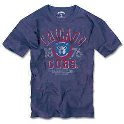 Chicago Cubs Vintage Scrum T-Shirt