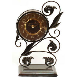 Keegan Table Clock