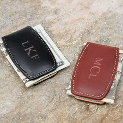 Leather Moneyclip
