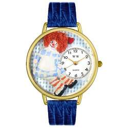 Vintage Raggedy Ann Personalized Watch