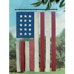Flag Wind Chimes