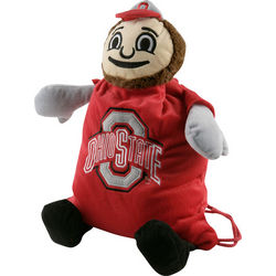 Ohio State Buckeyes Brutus Backpack