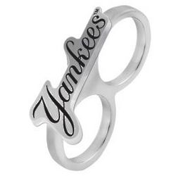 New York Yankees Knuckle Ring