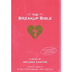The Breakup Bible Book