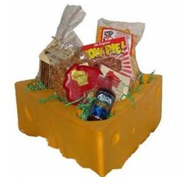Cheesehead Classic Gourmet Snack Gift