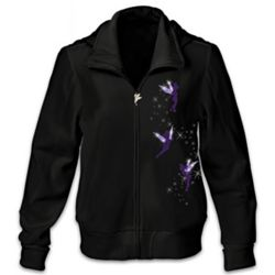 Women's Believe In the Magic Tinker Bell Fashion Hoodie