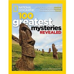 100 Greatest Mysteries Revealed Special Issue Book