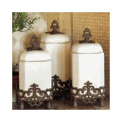 Home > Gift Ideas > Provencal Canister Set