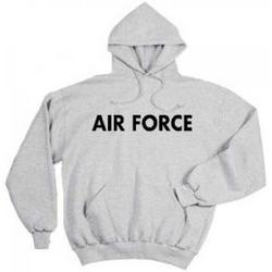 Air Force PT Hooded Pullover Sweatshirt