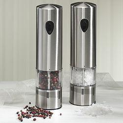 Salt and Pepper Mills