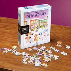 The New Yorker Rainy Day Puzzle