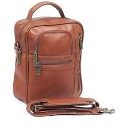 Elegant Men's Leather Bag