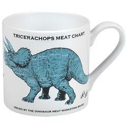 Tricerachops Meat Chart Mug