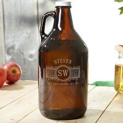 Marquee Amber Beer Growler