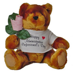 Administrative Professional Day Teddy Bear
