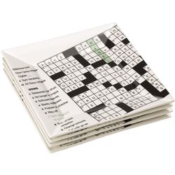 New York Times Crossword Square Plates
