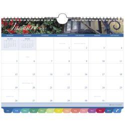 Garden Path Planning Calendar