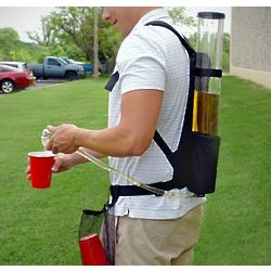 Life of the Party Backpack Drink Dispenser