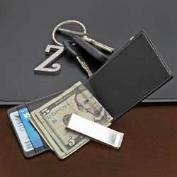Distinguished Leather Money Clip
