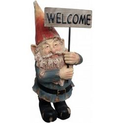 Wendell the Welcoming Gnome
