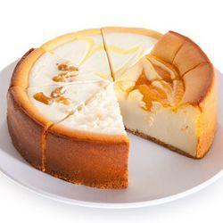 "6"" Tropical Cheesecake Sampler"