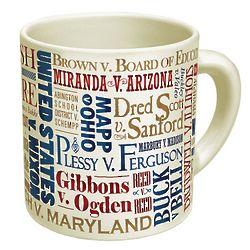 Supreme Court Mug