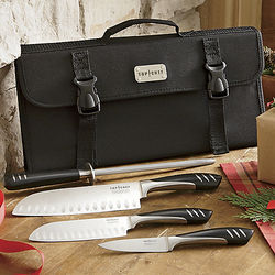 Top Chef Cutlery Set and Case
