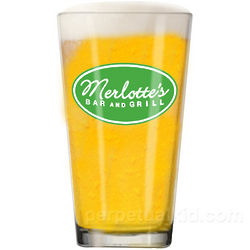 Merlotte's Bar & Grill True Blood Pint Glass