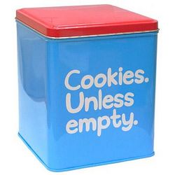 Cookies Unless Empty Cookie Jar