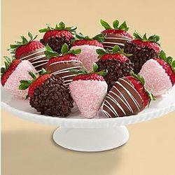 Full Dozen Gourmet Dipped Mother's Day Strawberries