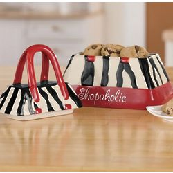 Handbag Candy Jar