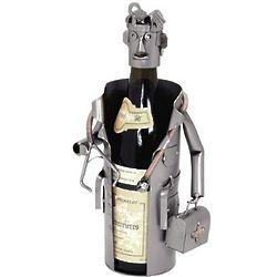 Doctor Wine Bottle Holder