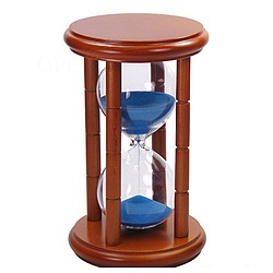 15 Minute Hourglass Sand Timer - Natural