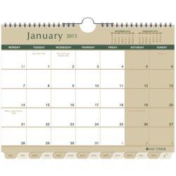 Professional Planning Calendar