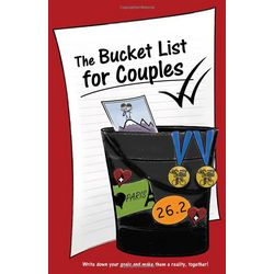 The Bucket List Book for Couples
