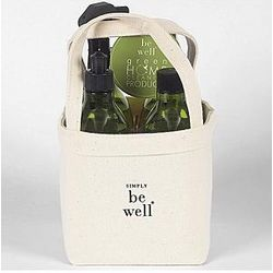 Simply Be Well Cleaning Tote