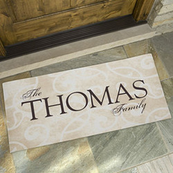 Sentiments of the Home Oversized Doormat