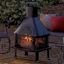 Firehouse Chimney Firepit