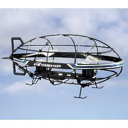 Infrared Controlled Air Ship