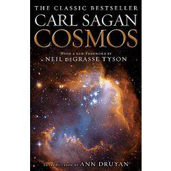 Cosmos Book by Carl Sagan