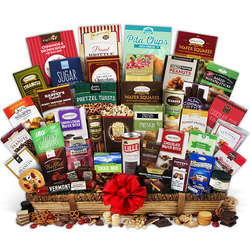 Snack and Chocolate Signature Gift Basket