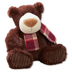 Chocolate Chip Frappe Teddy Bear Stuffed Animal