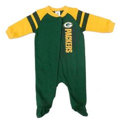 Newborn's Green Bay Packers Playette