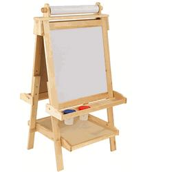 Deluxe Natural Wood Easel