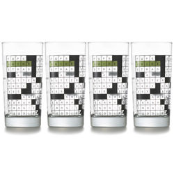 New York Times Crossword Glasses