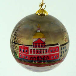 Boston State House Ball Ornament