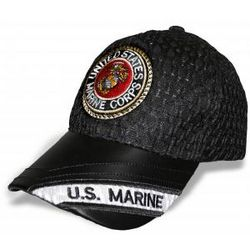 US Marine Corps Logo Air Flow Cap