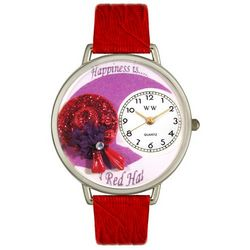 Red Hat Personalized Watch