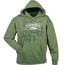 Guinness Sage Green Hoodie