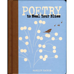 Poetry to Heal Your Blues Book